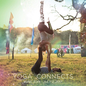 yoga connects